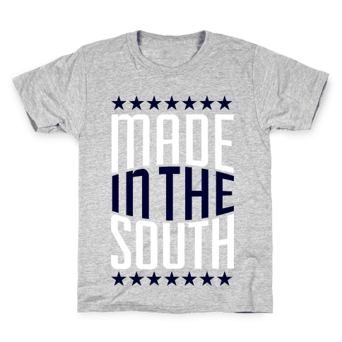 Made in the South Kids T-Shirt