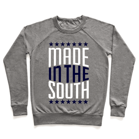 Made in the South Pullover