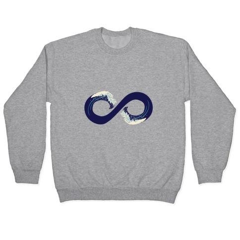 Ocean Infinity Pullover