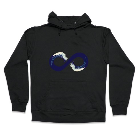 Ocean Infinity Hooded Sweatshirt