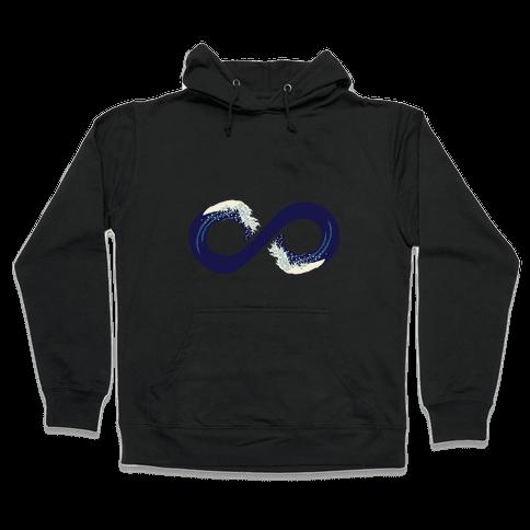 Ocean Infinity Hooded Sweatshirt