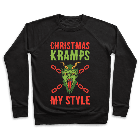 Christmas Kramps My Style Pullover