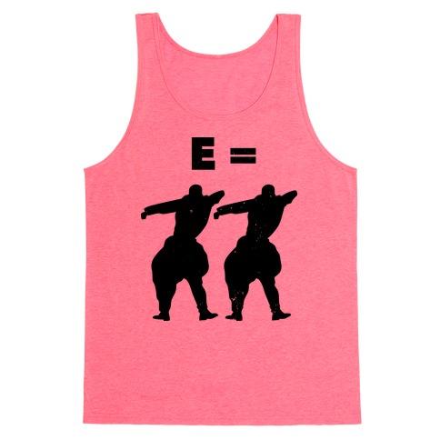 E = MC Hammer 2 (Original) Tank Top