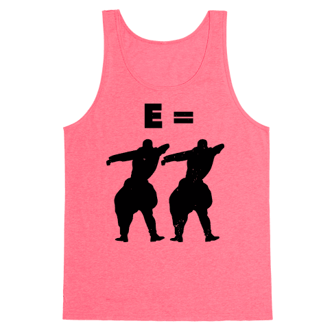 E = MC Hammer 2 (Original) Tank Top
