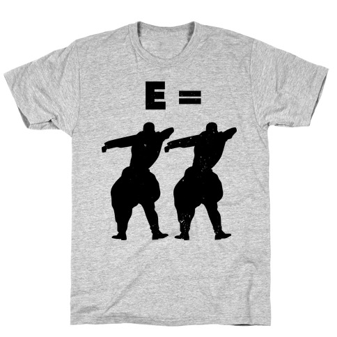 E = MC Hammer 2 (Original) T-Shirt