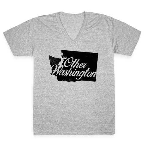 The Other Washington V-Neck Tee Shirt