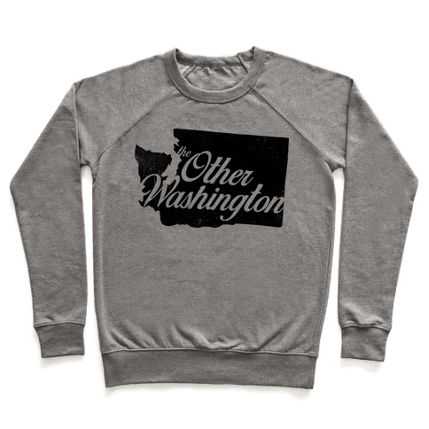 The Other Washington Pullover