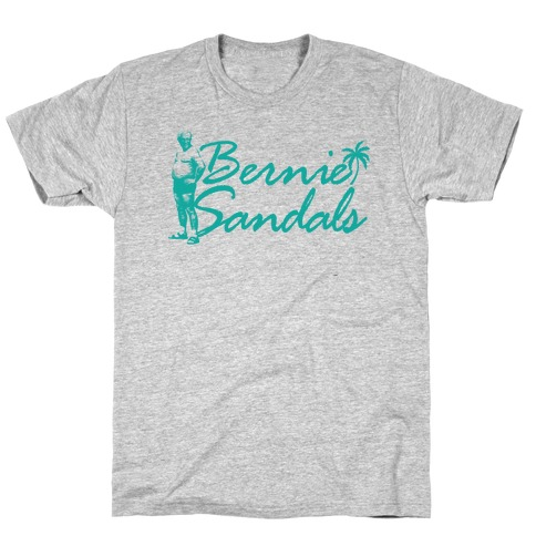Bernie Sandals T-Shirt