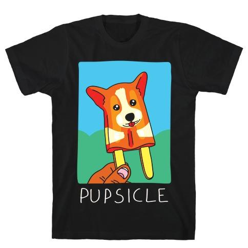 Pupsicle Mens T-Shirt
