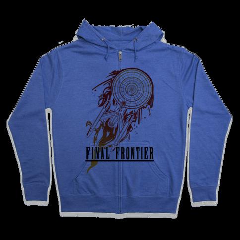 Final Frontier Zip Hoodie