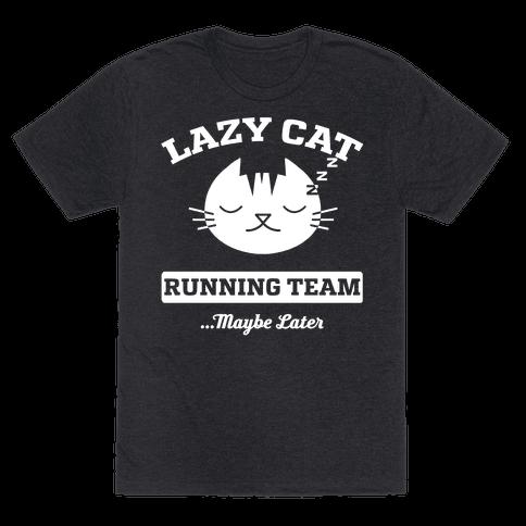 Lazy Cat Running Team