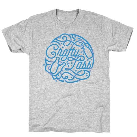 Crafty Lass T-Shirt