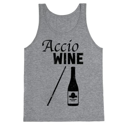 Accio WINE Tank Top