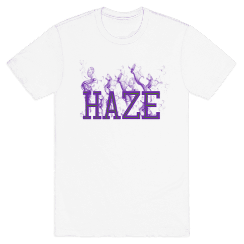 Purple Haze Mens T-Shirt