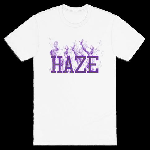 Purple Haze Mens T-Shirt
