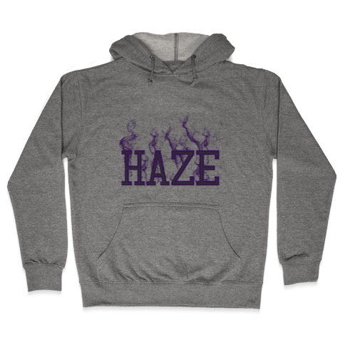 Purple Haze Hooded Sweatshirt