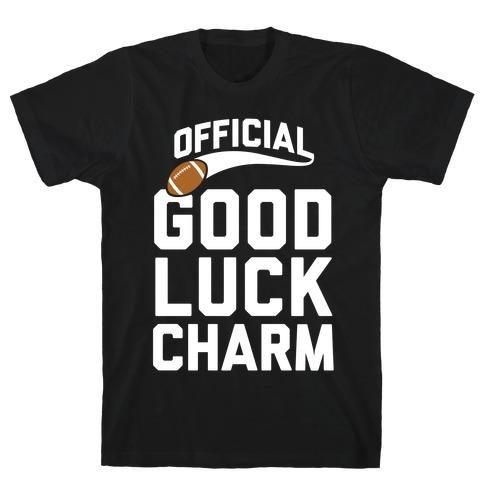 Football Good Luck Charm T-Shirt