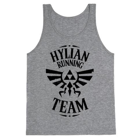 Hylian Running Team Tank Top