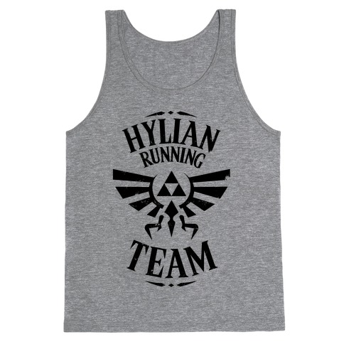 Hylian Running Team Tank Top