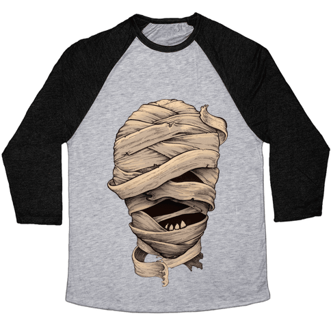 The Mummy Baseball Tee