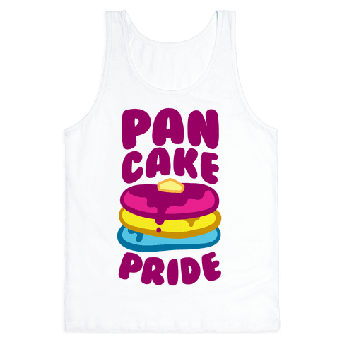 Pan Cake Pride Tank Top