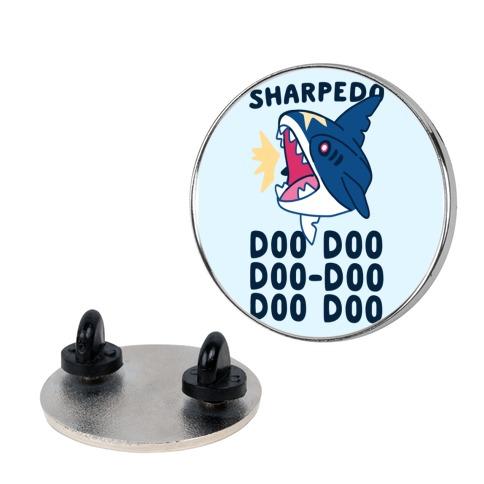Sharpedo Doo Doo Doo-Doo Doo Doo Pin
