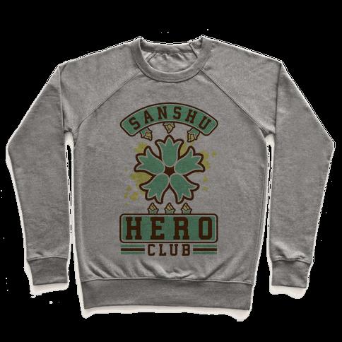 Sanshu Hero Club Itsuki Pullover