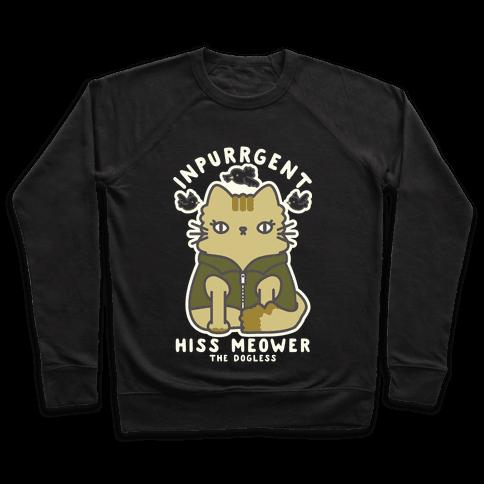 Inpurrrgent Cute Cat Pullover