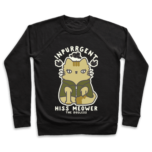 Inpurrrgent Cute Cat Pullover