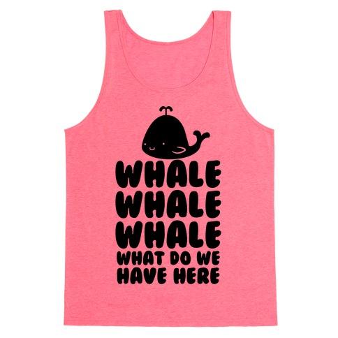 Whale Whale Whale Tank Top