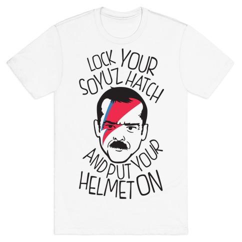 Ziggy Hadfield (With Type) Mens T-Shirt
