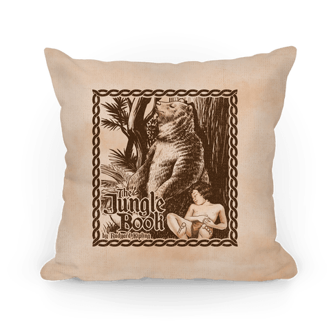 The Jungle Book Pillow