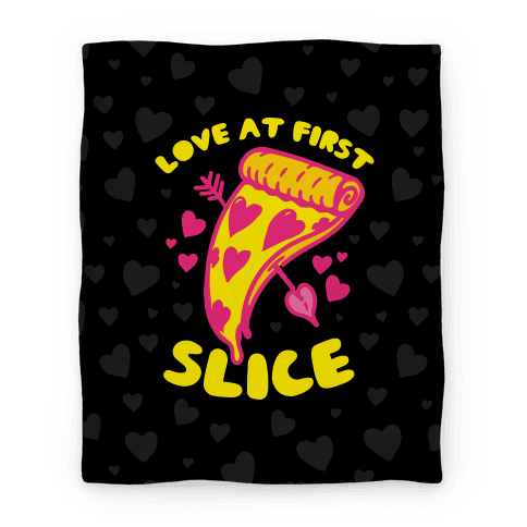 Love At First Slice Blanket