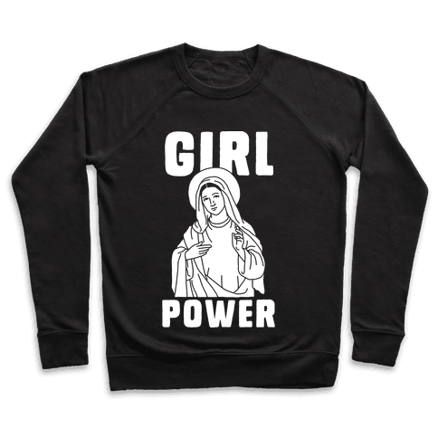 Girl Power Mary Pullover