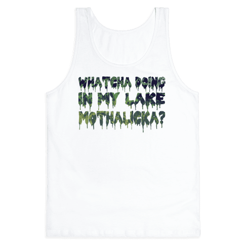 Mothalicka Tank Top