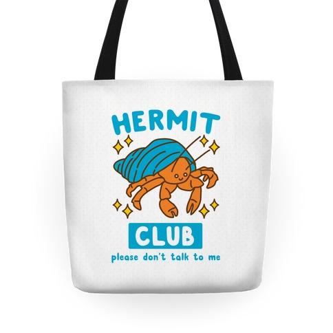 Hermit Club Tote