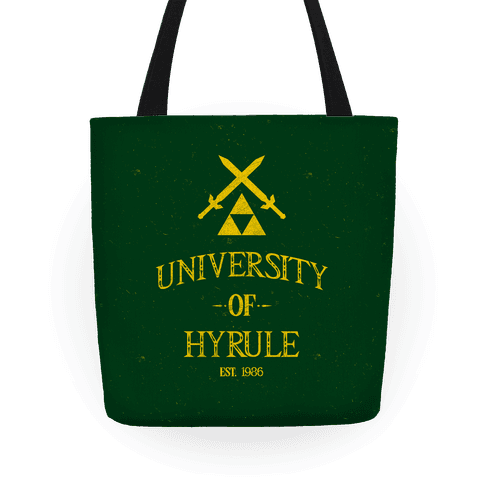 University Of Hyrule Tote
