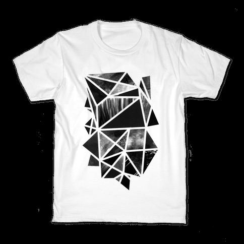 Geometric Collage Kids T-Shirt