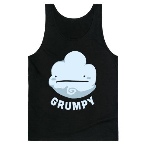 Sun & Grumpy Cloud (Part 1) Tank Top