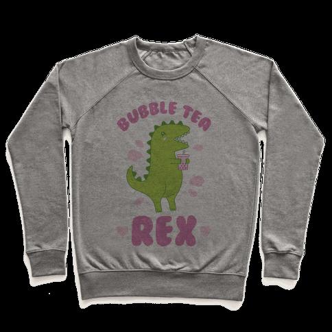 Bubble Tea Rex Pullover