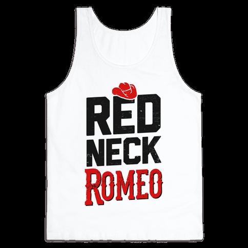 Her Redneck Romeo Tank Top