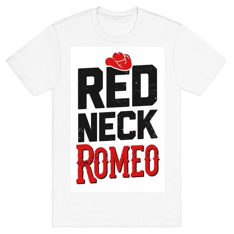 Her Redneck Romeo Mens T-Shirt