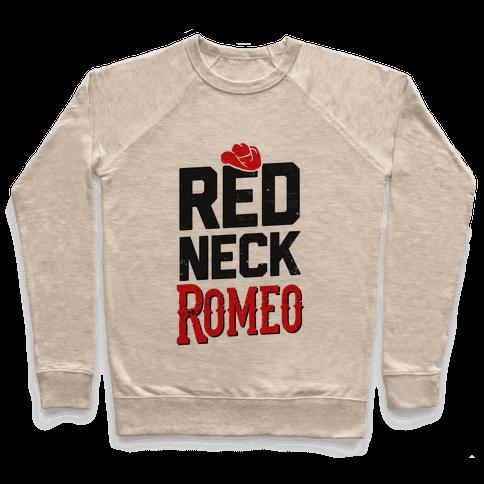 Her Redneck Romeo Pullover