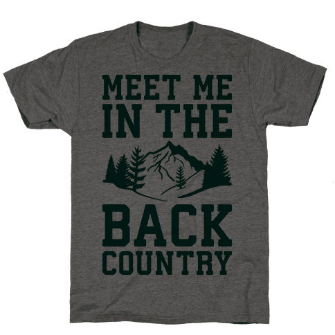 Meet Me In The Backcountry