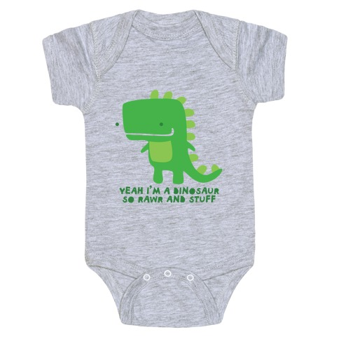 Rawr and Stuff Onsie Baby Onesy