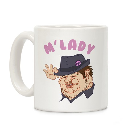 M'Lady Coffee Mug