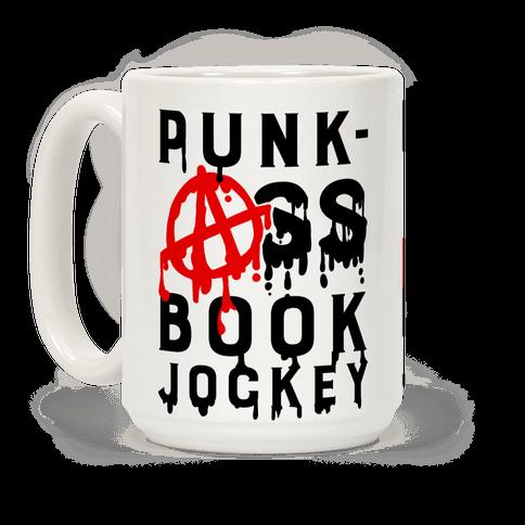 Punk-Ass Book Jockey