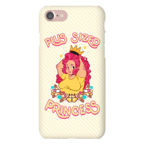 Plus Sized Princess Phone Case