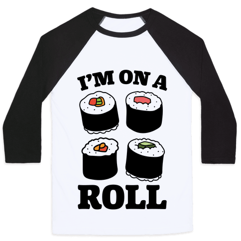 I'm On A Roll Sushi