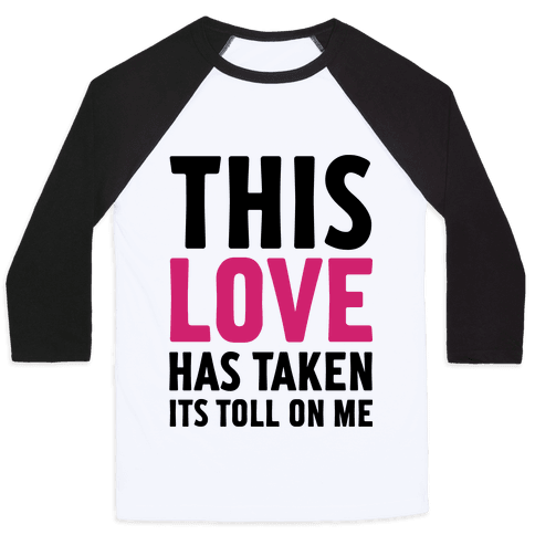 This Love Baseball Tee